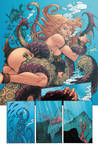 Jungle Girl page 18