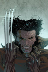 Wolverine color by GiovaniKososki