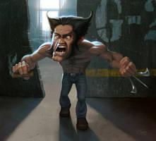 Mad Logan by GiovaniKososki