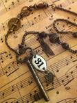 Key 31 Necklace