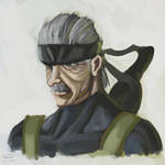 snake was old and died before