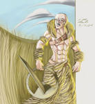 bald god of agriculture