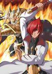 Golden Knight GARO - Leon Luis ver.