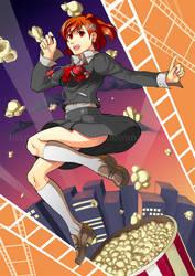 Popcorn Hamuko by vr7