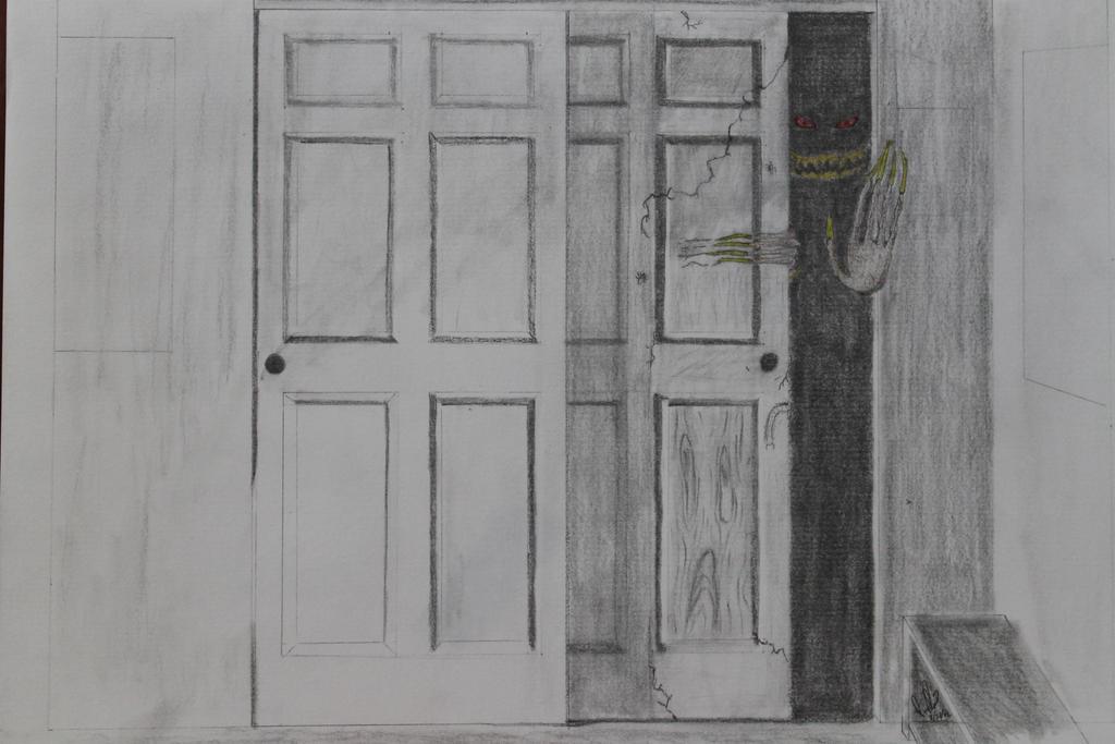 Monster In The Closet By AzureTide ...