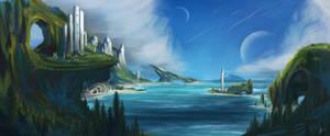 Seidra Island