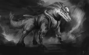 Criatura by Krannart