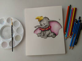 Dumbo by AndyVRenditions