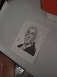 George Washington Sketch