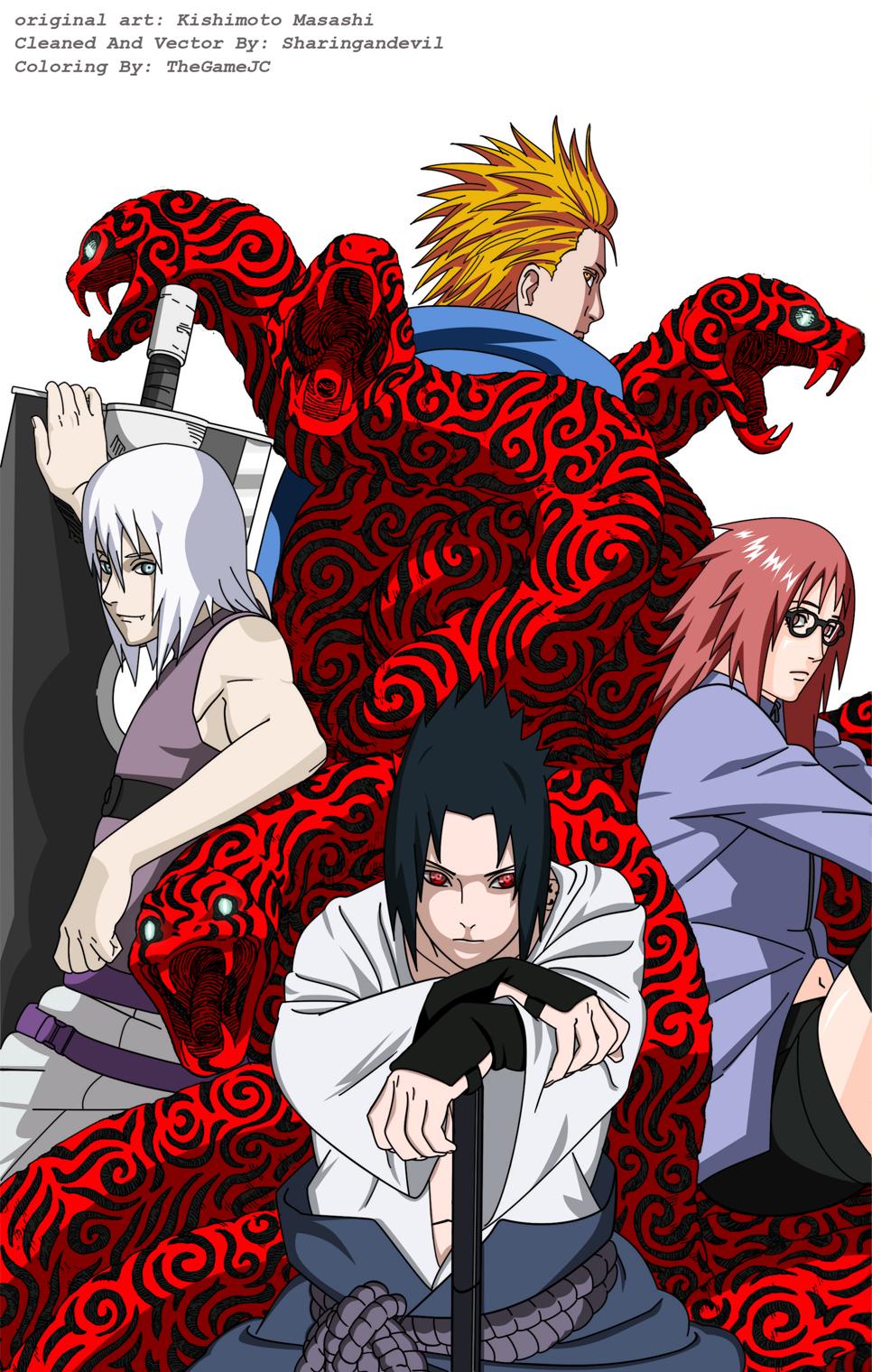 Naruto Manga Vol39 by TheGameJC