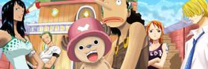 Pirates Mugiwara - One Piece by TheGameJC