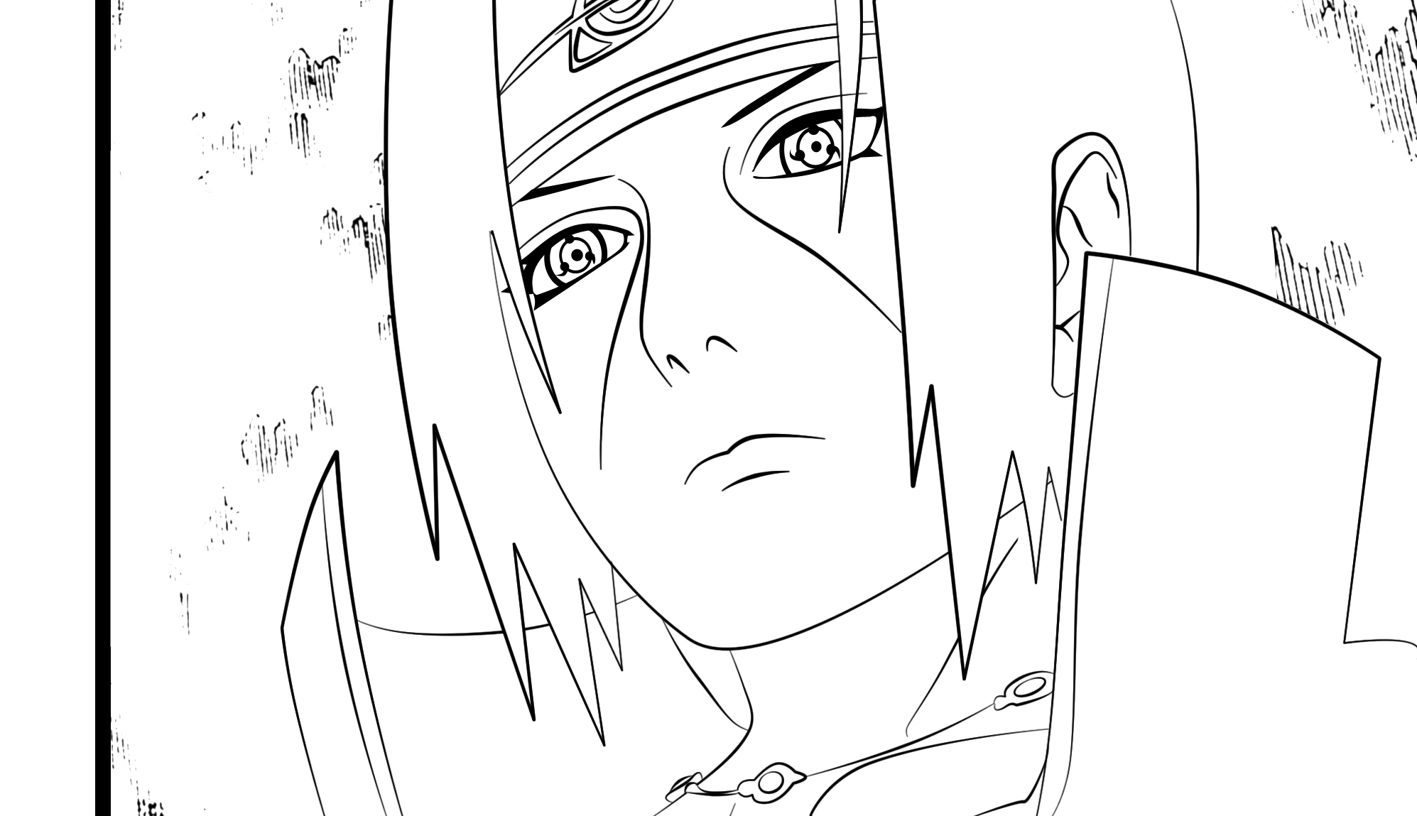 Naruto Lineart : Naruto ch pg lineart by thegamejc on deviantart