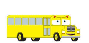 Magic School Bus Cars Style