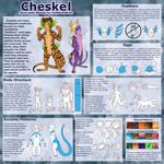 (UPDATED) Cheskel Species Sheet