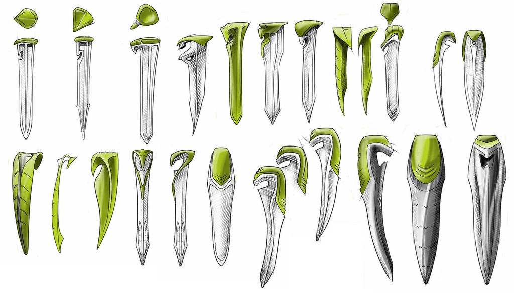 Leaf Peg by RuncimanConcepts