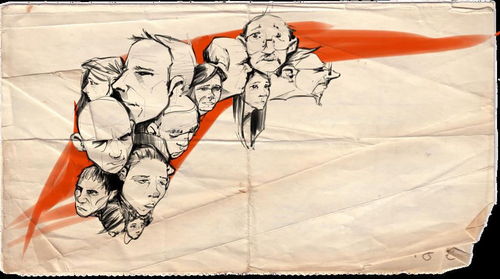 Faces by RuncimanConcepts