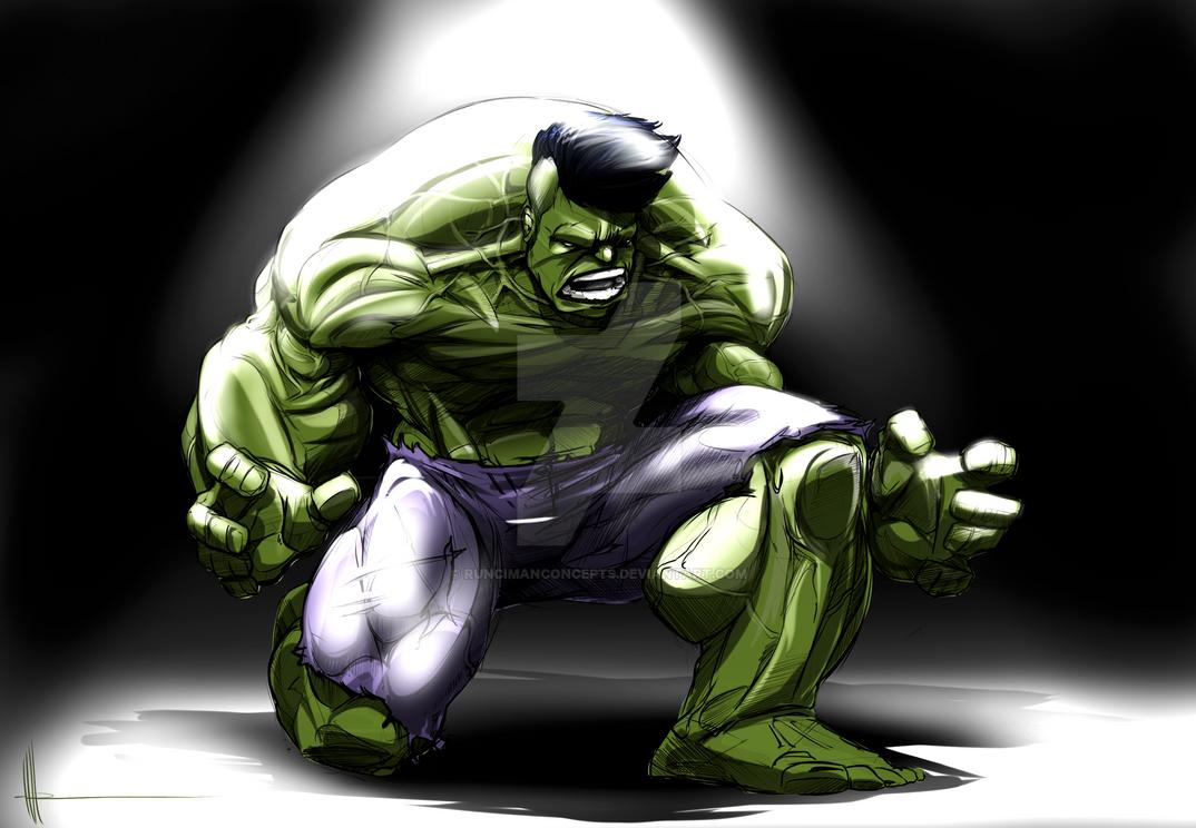 Hulk by RuncimanConcepts