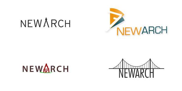 NewArch Logos by kargidesign