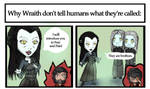 The real reason why Wraith don't tell names by VioletteTheViolent