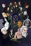 Stargate: Odyssey by VioletteTheViolent