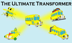 The Ultimate Transformer
