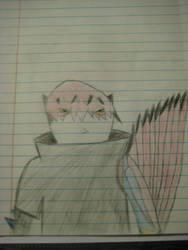 ANTHRO Demon of me