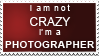 CRAZY PHOTOGRAPHER by blessedchild