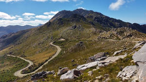 Swartberg pass - Western Cape, South Africa by Paddy16