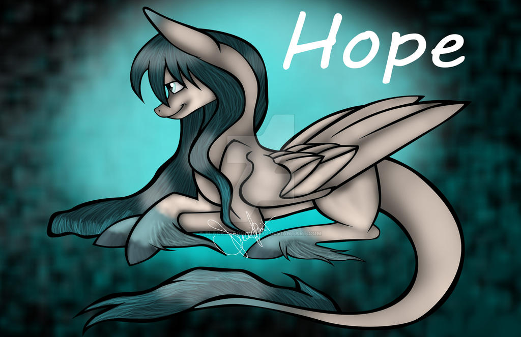 Hope by Speedpaintthepony