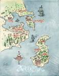 Sersea map