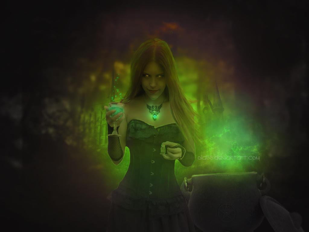 Magic by Ola55