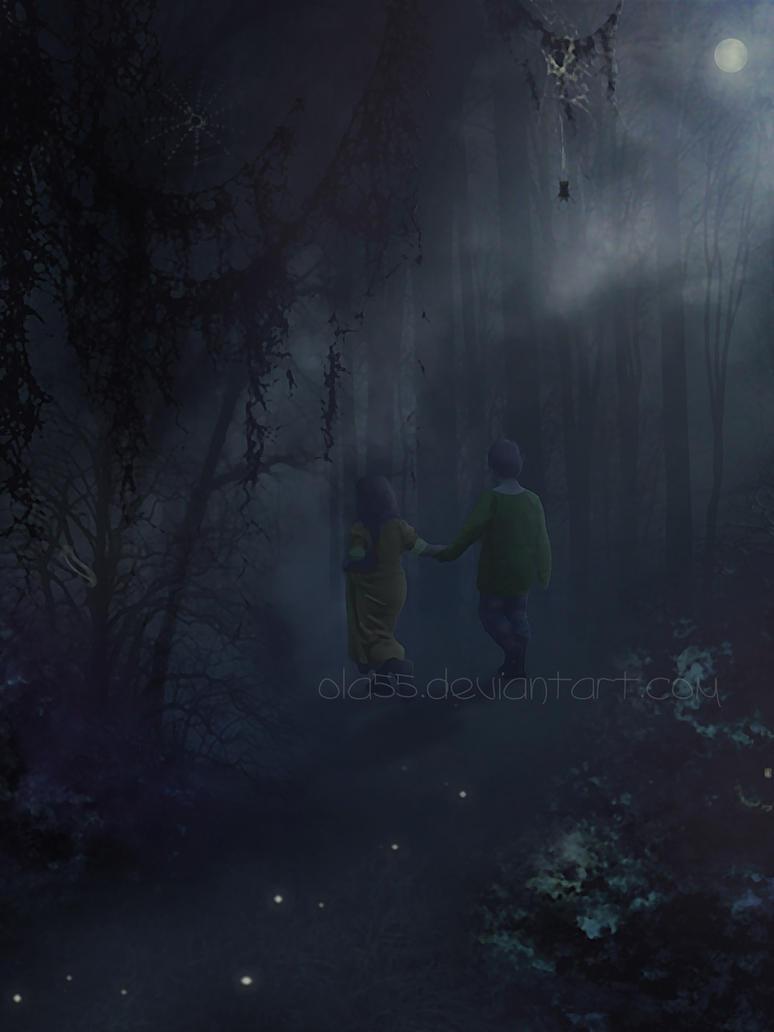 Hansel and Gretel by Ola55