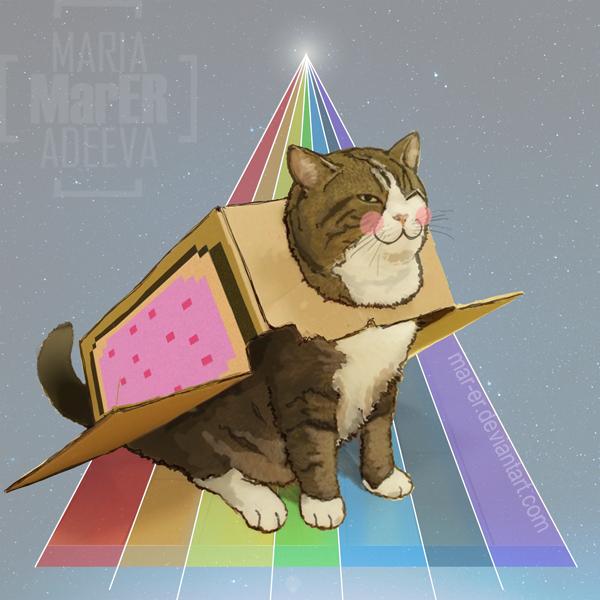 Nyan Maru by Mar-ER