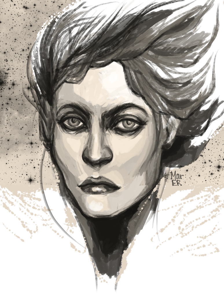 sketch by Mar-ER