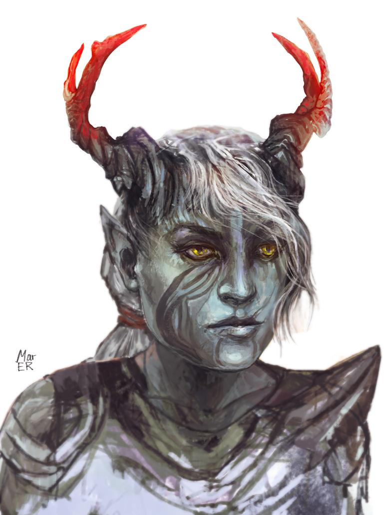 Horns by Mar-ER
