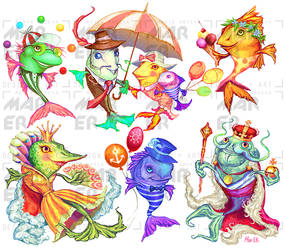fish arts