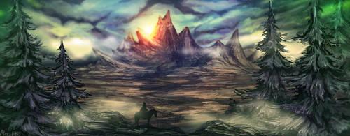 Landscape by Mar-ER