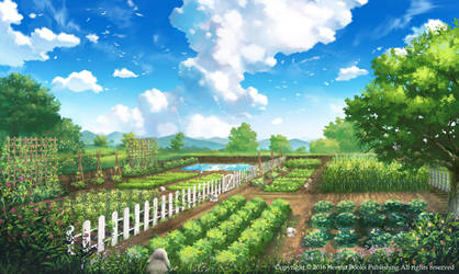 Garden by zhowee14