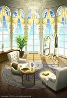 Xeno Greet Mansion 1 by zhowee14