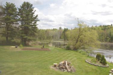 On Whalen Pond 3