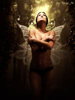Forest Fairy by CvetiM