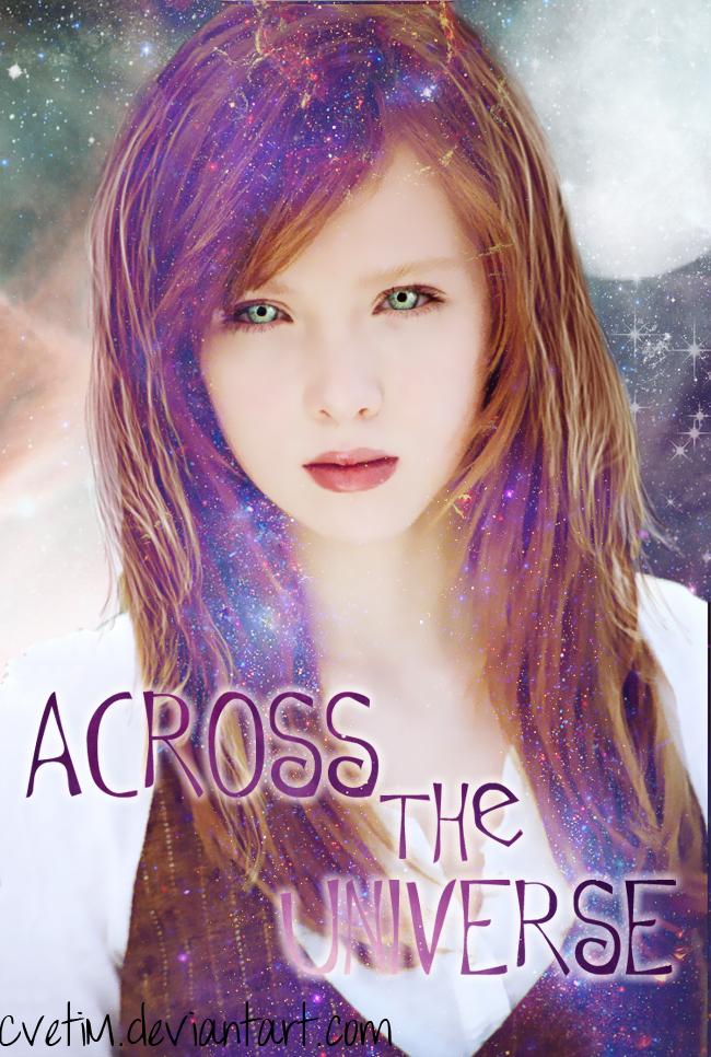 Across the Universe- Amy by CvetiM