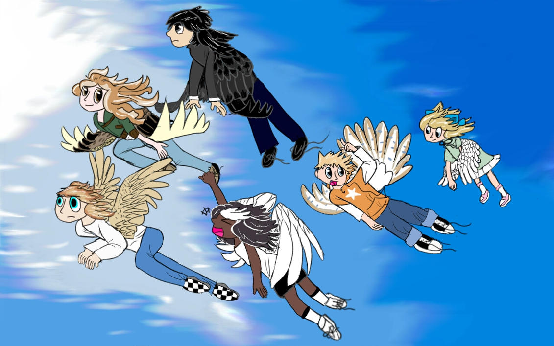 Image Result For Maximum Ride And