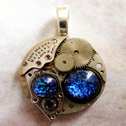 Steampunk klingon pendant by create a pendant on deviantart steampunk klingon pendant by create a pendant mozeypictures Gallery