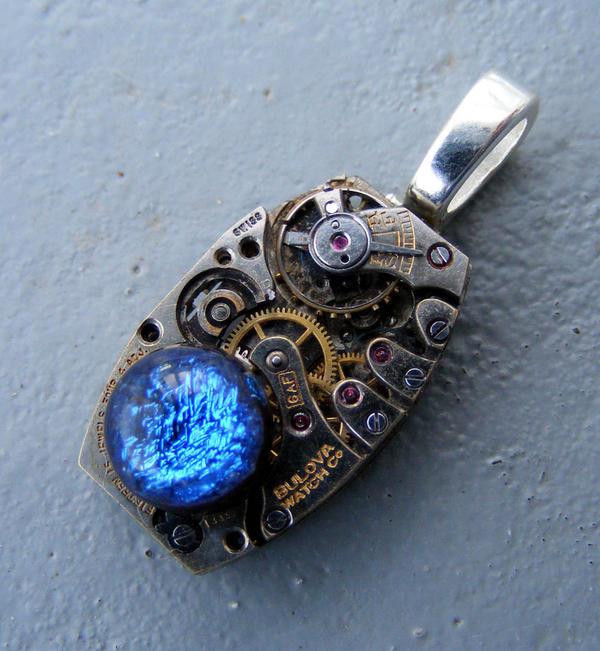 Mechanical blue moon pendant by create a pendant on deviantart mechanical blue moon pendant by create a pendant aloadofball Images