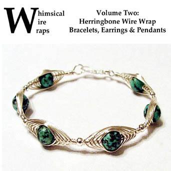 Herringbone wire wrap tutorial by create a pendant on deviantart herringbone wire wrap tutorial by create a pendant mozeypictures Choice Image