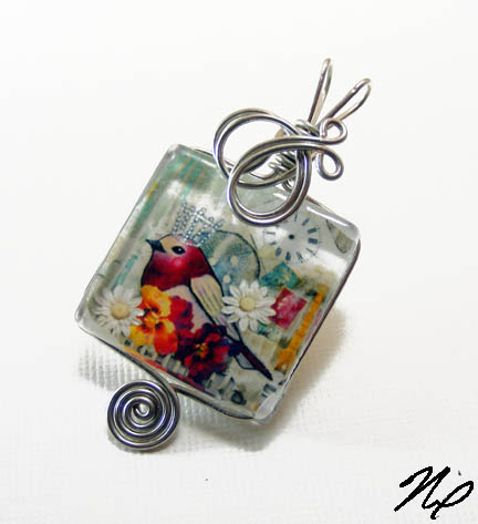 Wire wrap glass tile pendant 2 by create a pendant on deviantart wire wrap glass tile pendant 2 by create a pendant aloadofball Image collections