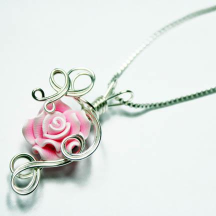 Pink rose perfume pendant 2 by create a pendant on deviantart pink rose perfume pendant 2 by create a pendant audiocablefo light ideas