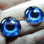Mermaid Glass Eyes 4 Jewelry
