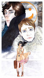 Sherlock Manga Special Chapter Poster by Piuna